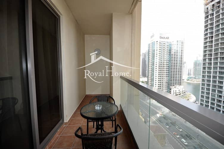 Tastefully furnished cozy and spacious 1 BR in Murjan 1