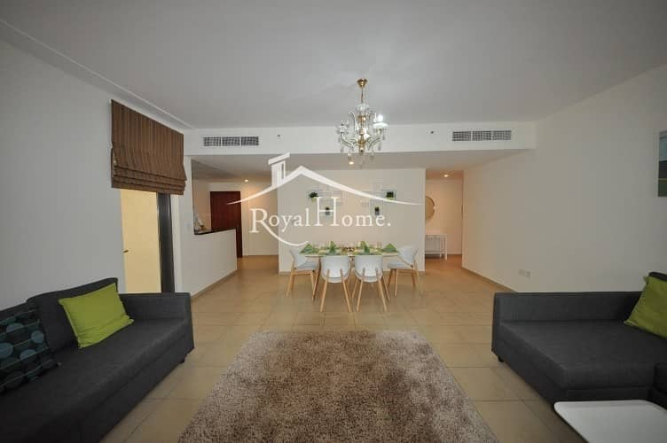 2 Tastefully furnished cozy and spacious 1 BR in Murjan 1