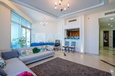 فلیٹ 3 غرف نوم للبيع في دبي مارينا، دبي - Spacious Unit   High Floor   Stunning view
