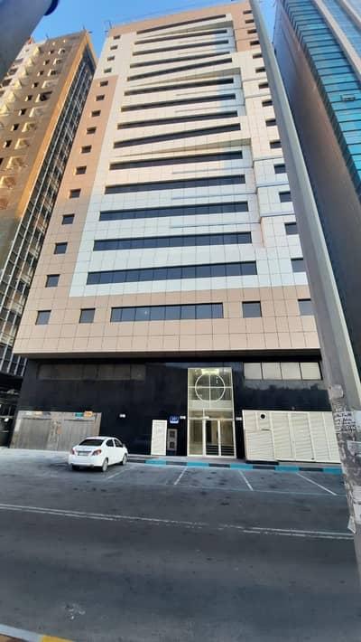 Office for Rent in Jawazat Street, Abu Dhabi - Office for rent in Al-Jozat Street, the first inhabitant of 65 square meters