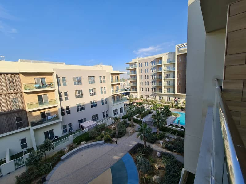 Garden view,Parking,Pool,Playing Area