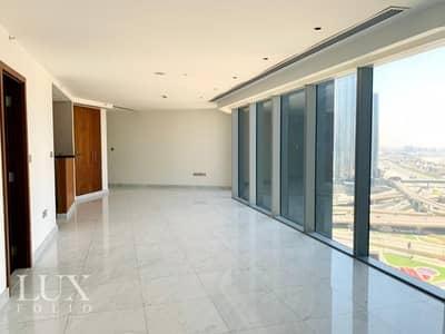 استوديو  للايجار في مركز دبي المالي العالمي، دبي - STUDIO APARTMENT|UNFURNISHED| HIGH FLOOR
