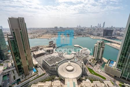 3 Bedroom Apartment for Sale in Al Reem Island, Abu Dhabi - High Floor| Stunning Views| Vacant| Prime Location