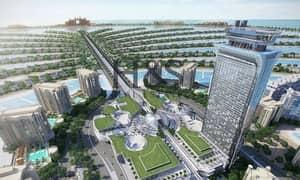 شقة في برج النخلة نخلة جميرا 1638000 درهم - 5094462