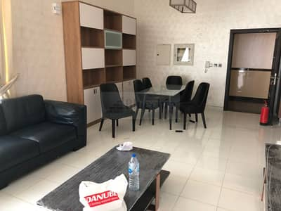 فلیٹ 2 غرفة نوم للايجار في الفرجان، دبي - Fully Furnished  | Spacious Unit |Close to Metro