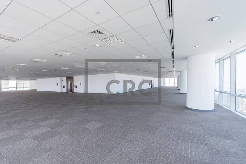 2 A Grade Tower| CAT A| Mid floor | For Rent