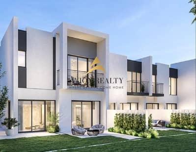 تاون هاوس 3 غرف نوم للبيع في دبي لاند، دبي - 10% Booking | 50% On Handover | 50% DLD Off = Villanova