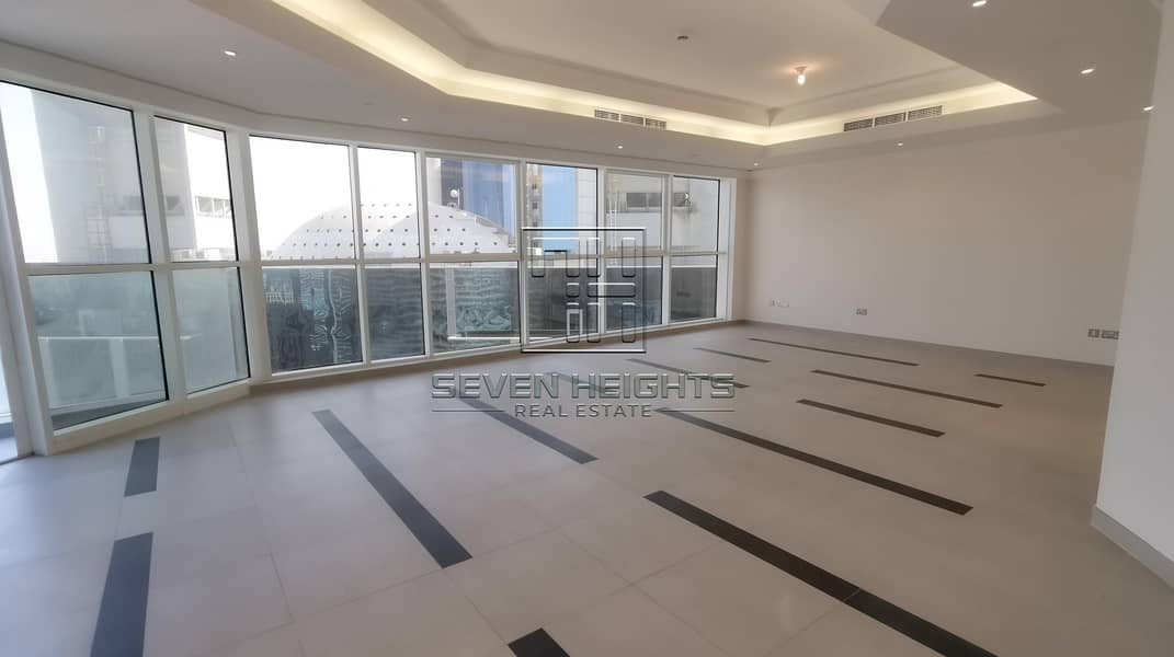 2 4BR+Maid with Big Balcony |City View!