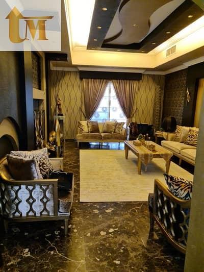 فیلا 4 غرف نوم للبيع في واحة دبي للسيليكون، دبي - Fully furnished vacant on transfer 4 bedroom for sale in DSO cedre  villas