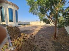 Large villa in the aljarf near Ajman University Street