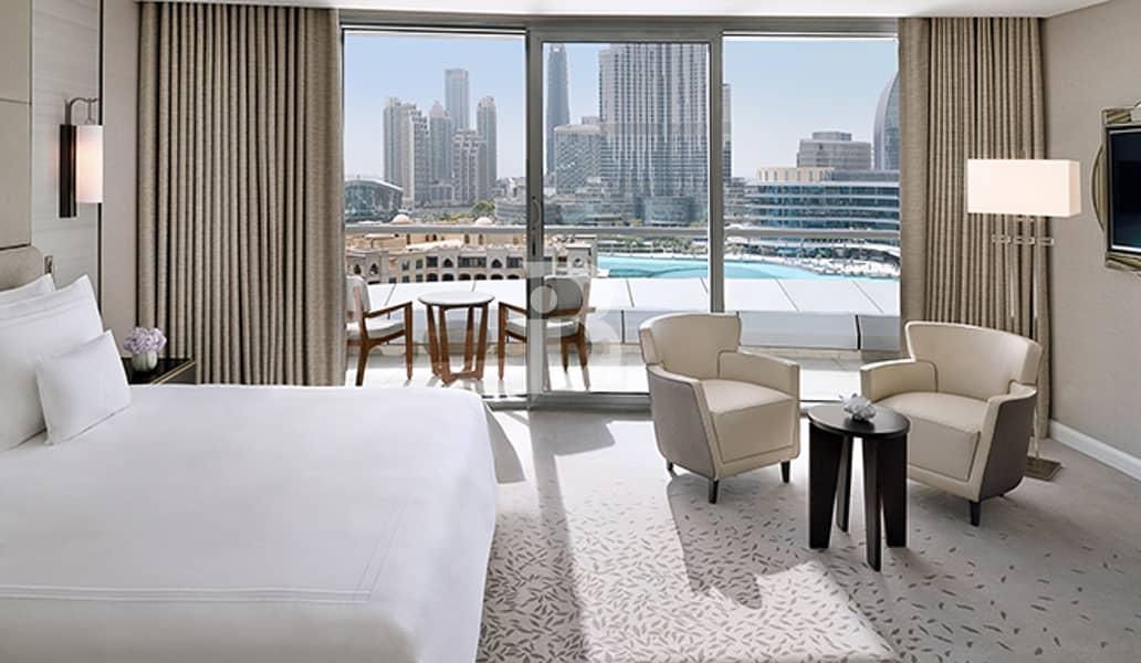 2 Luxurious 2BR Burj Khalifa