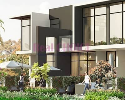 3 Bedroom Townhouse for Sale in Akoya Oxygen, Dubai - 3 Bed Townhouse | Single Row | Investment Deal