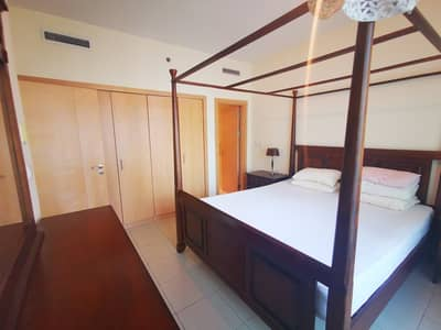 شقة 1 غرفة نوم للايجار في دبي مارينا، دبي - Cozy 1 BR apartment in Bonaire