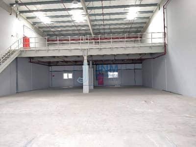 مستودع  للايجار في القوز، دبي - 5000 Sq-ft insulated warehouse for rent in al quoz
