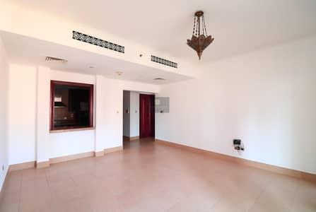 شقة 1 غرفة نوم للايجار في المدينة القديمة، دبي - Large Unit  | Bright And Shine | Pool View
