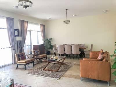 فلیٹ 3 غرف نوم للايجار في موتور سيتي، دبي - Amazing breathtaking Water view Huge 3 Bedroom