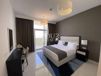 1 Bedroom Apartment for Rent in Jumeirah Village Circle (JVC), Dubai - BS||Brand New|| Furnished 1bhk|| Amazing View|| 56k ONLY