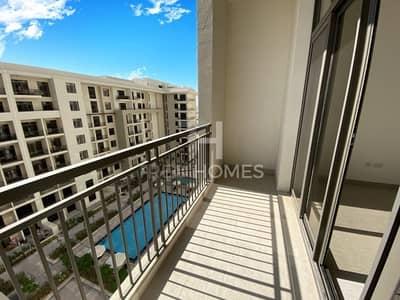 شقة 2 غرفة نوم للايجار في تاون سكوير، دبي - Brand New!|Pool Facing |Available Today