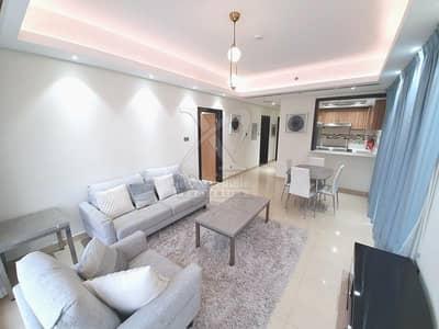 شقة 1 غرفة نوم للايجار في قرية جميرا الدائرية، دبي - Fully Furnished 1BHK | Pool View | Soothing Design