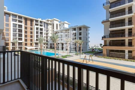 1 Bedroom Apartment for Sale in Town Square, Dubai - Deluxe | Facing Pool | Ready To Move-in