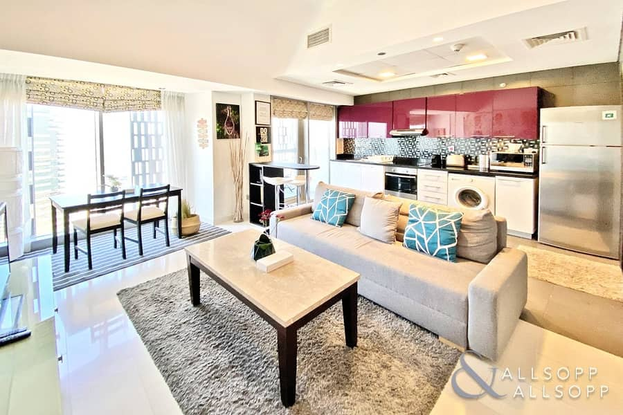 Exclusive | One Bedroom | Full Marina View
