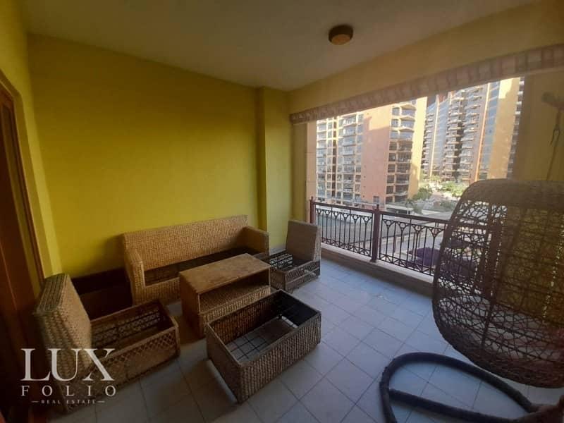 2 2 bedroom/sea view/double balcony C type