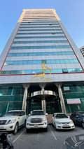1 Showroom Vacant in Bin Ghanim Tower - Hamdan Street