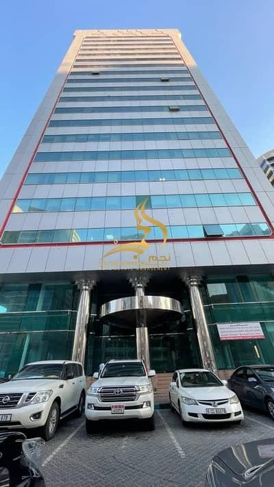 Showroom Vacant in Bin Ghanim Tower - Hamdan Street