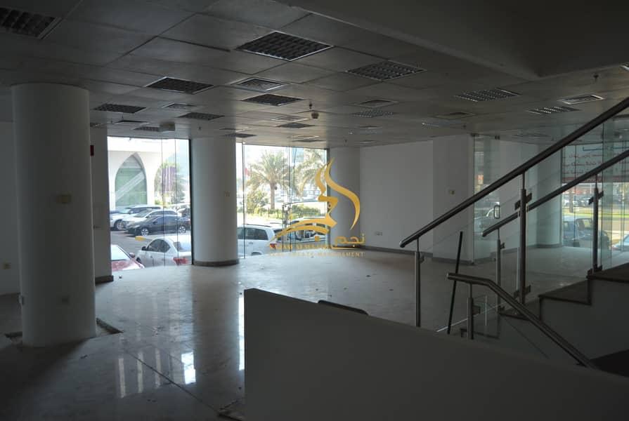 2 Showroom Vacant in Bin Ghanim Tower - Hamdan Street