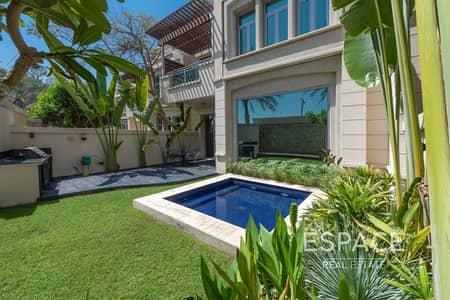 3 Bedroom Villa for Sale in Dubai Marina, Dubai - Exclusive | Upgraded | 3 Bedroom | Maids