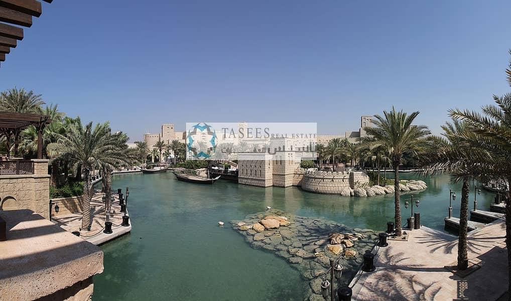 11 Near to open Beach Burj Al Arab |Amazing Plot I Good Deal I