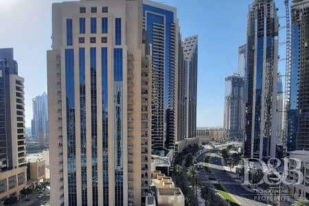 2 Bedroom Flat for Rent in Downtown Dubai, Dubai - 2 Bed apartment | 2 Bath | Central AC | Balcony