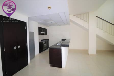 1 Bedroom Flat for Rent in Jumeirah Village Circle (JVC), Dubai - 1B/R Duplex | Equipped Kitchen | Largest Layout