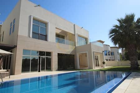 فیلا 6 غرف نوم للبيع في تلال الإمارات، دبي - Lake View | Stunning 6BR+M  Luxury Villa | Prestigious Community