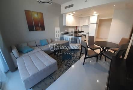BRAND NEW | FURNISHED | NEW INVESTMENT  | HIGH FLOOR