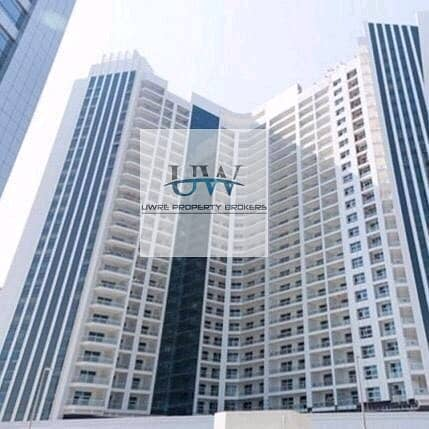 investor deal 2 bedroom apartment for sales at Al Fahad Tower 2 a