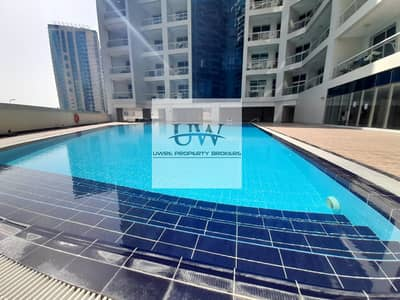 2 Bedroom Apartment for Rent in Barsha Heights (Tecom), Dubai - Spacious  Apartment big balcony Al Fahad 2 tower