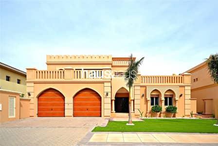 فیلا 4 غرف نوم للبيع في نخلة جميرا، دبي - Upgraded | Grand Foyer | Mid