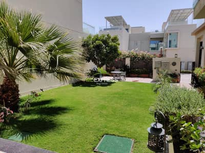 4 Bedroom Villa for Sale in The Sustainable City, Dubai - Garden Villa in Cluster-2