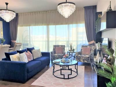 2 Bedroom Apartment for Sale in The Greens, Dubai - Upgraded Pool Facing | Furnished  | High floor