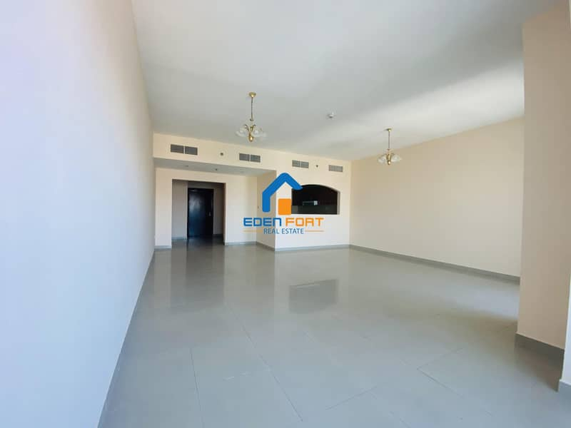 2 HIGH FLOOR I UNFURNISHED I 3BR+MAID IN JLT