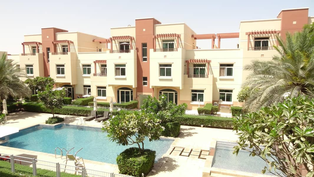 DEAL OF THE WEEK POOL VIEW 2 BHK TERRACE UNIT ONLY 50K