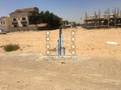 Plot for Sale in Al Rawda, Ajman - land for sale 4000sq corner in Rawada 1 - Ajman