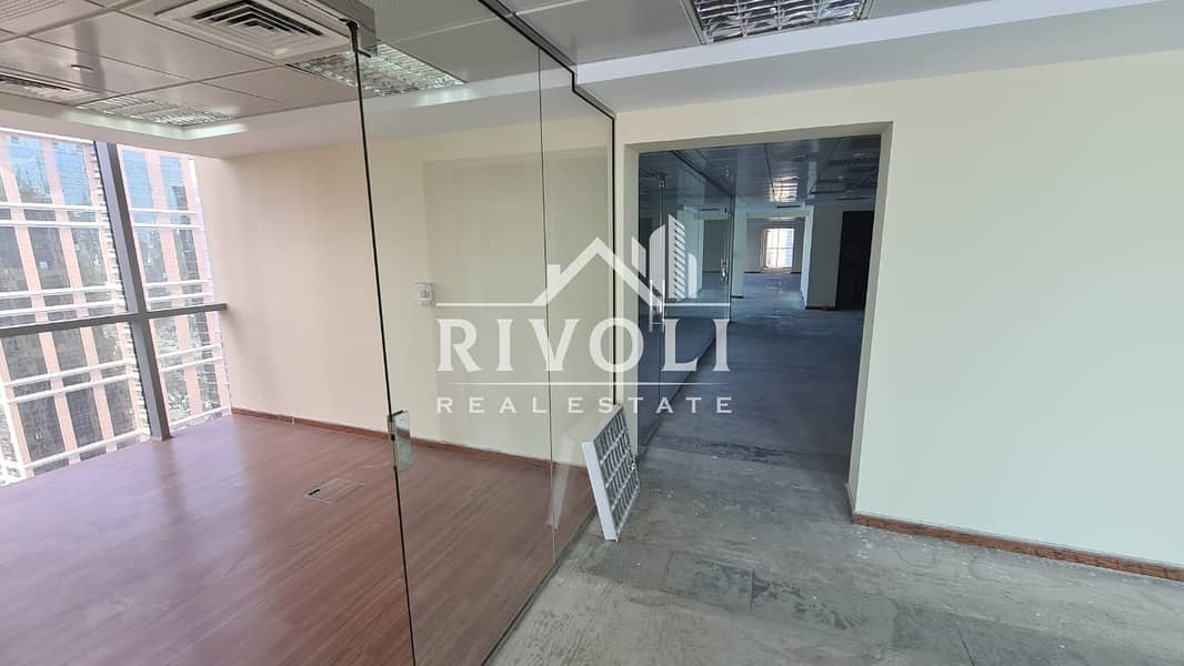 2 Fully Fitted Office or Rent in indigo Icon JLT