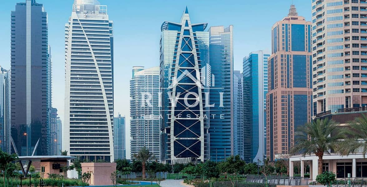 11 Fully Fitted Office or Rent in indigo Icon JLT