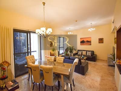 2 Bedroom Flat for Sale in Jumeirah Beach Residence (JBR), Dubai - Modern