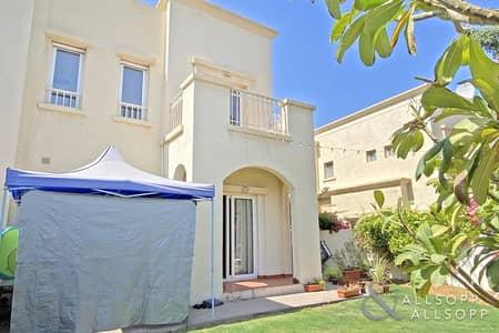 فیلا 2 غرفة نوم للبيع في الينابيع، دبي - 2 Bed   Exclusive   Single Row   Type 4E