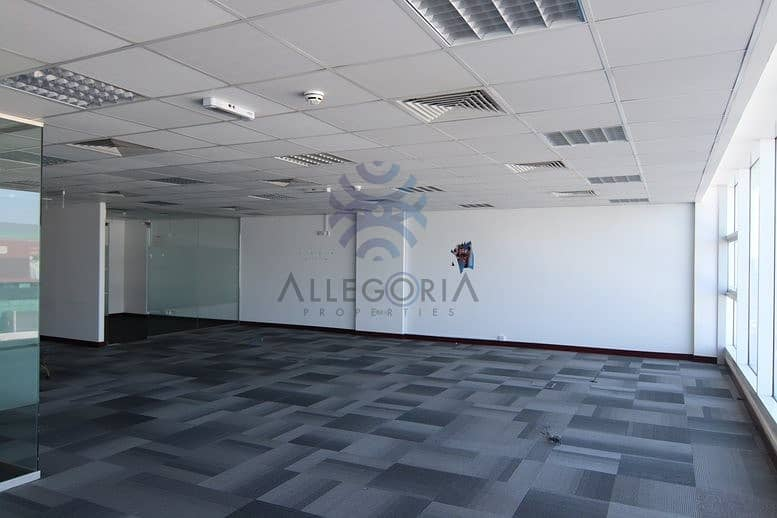 Fitted office: SZR: Low rise building