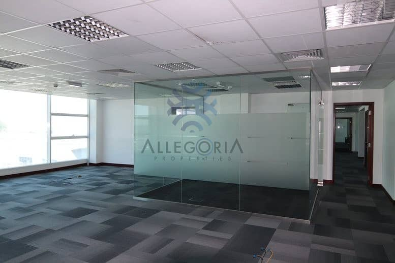2 Fitted office: SZR: Low rise building