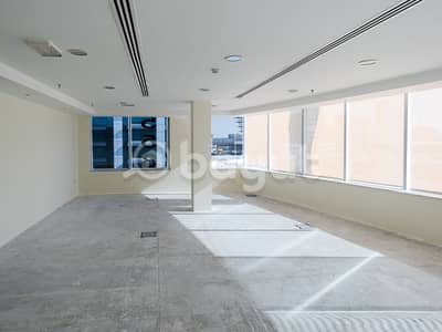 Office for Rent in Al Khabisi, Dubai - Semi-furnished and Spacious Office in Port Saeed